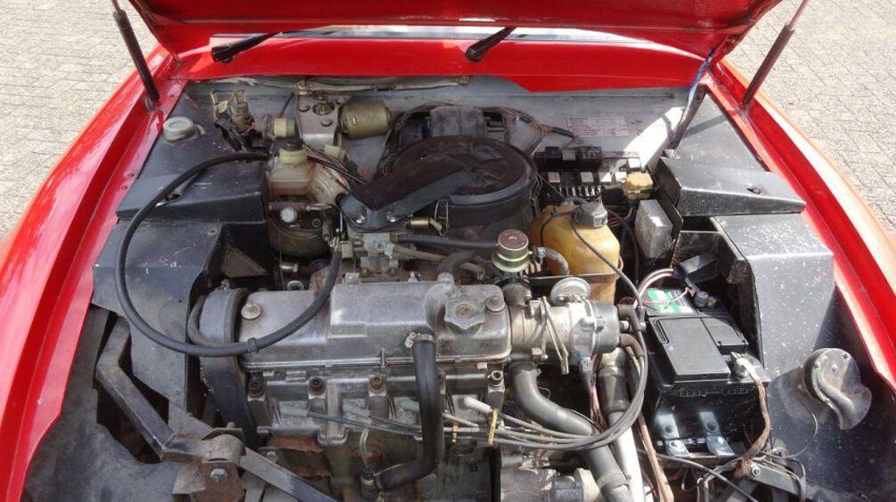 Lada Cipher Sports - британский родстер на базе ВАЗ-2108.