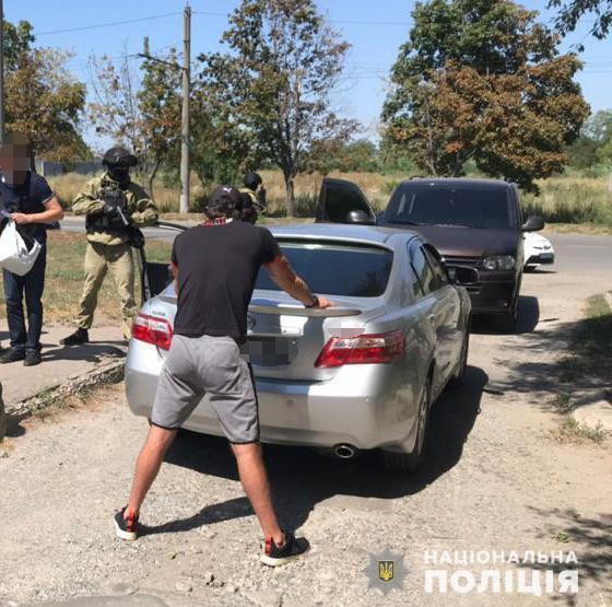 У Дніпрі поліція затримала кілера, якого розшукував Інтерпол