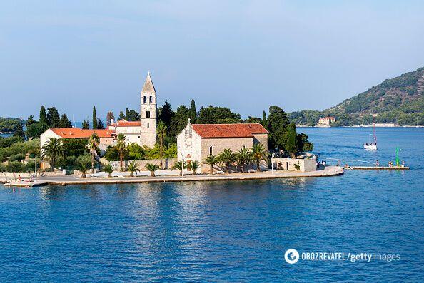 Курорты Хорватии: туры изУкраины