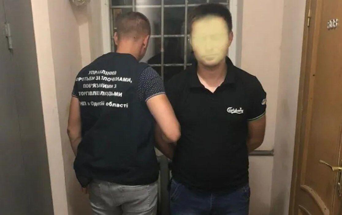 Белорусский педофил прятался в Украине.