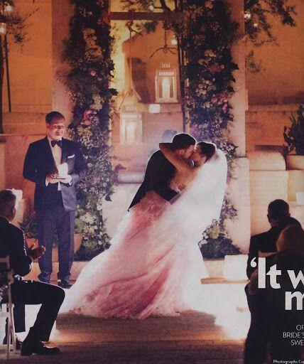 Весілля Джастіна Тімберлейка і Джессіки Біл (фото – pinterest.com)