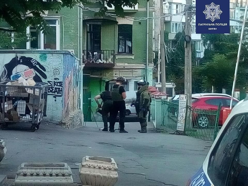 Facebook патрульної поліції Києва