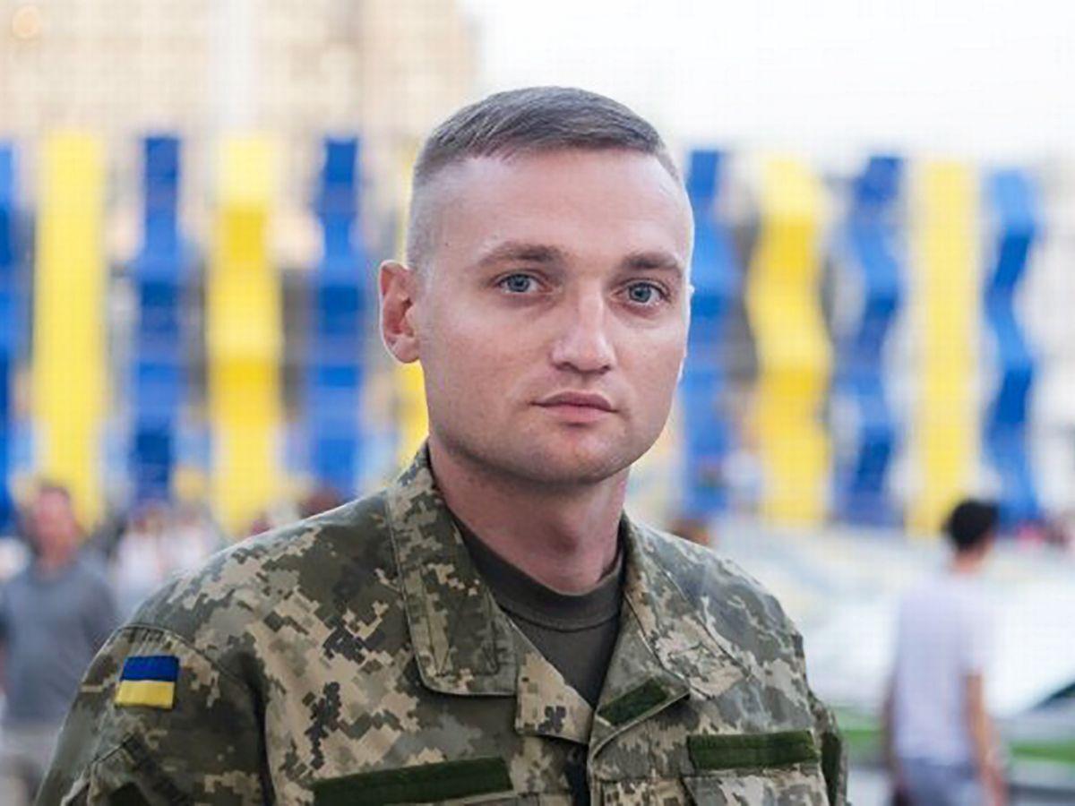Легендарний льотчик, герой АТО Владислав Волошин. Трагічно загинув навесні 2018 року