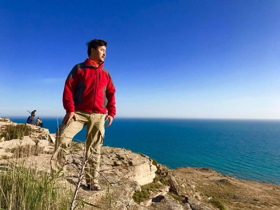 Маргулан Сейсембай в Казахстане занимается благотворительностью