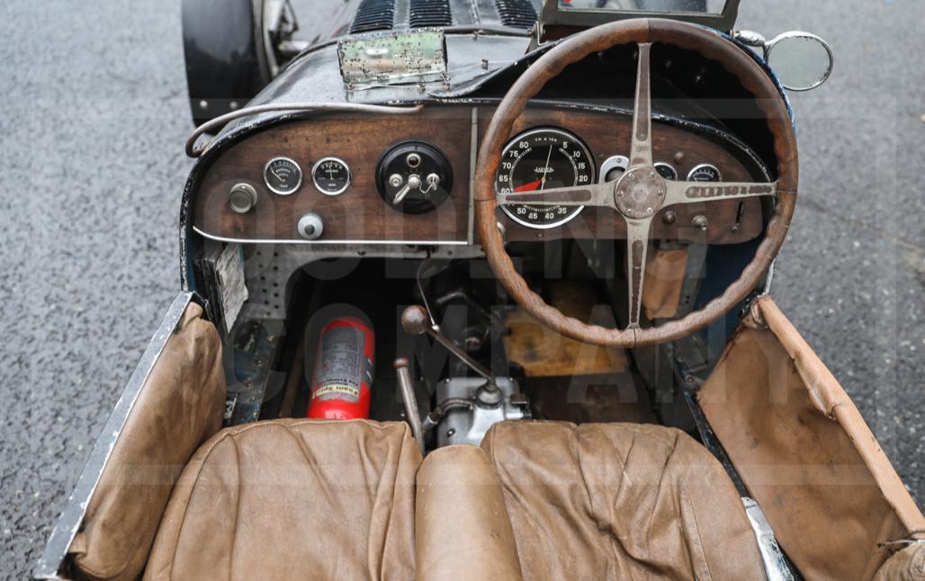 Bugatti Type 59 можуть продати дорожче 13 млн. доларів.