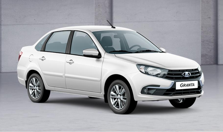 Lada Granta виявилася найдешевшим новим автомобілем в Україні.