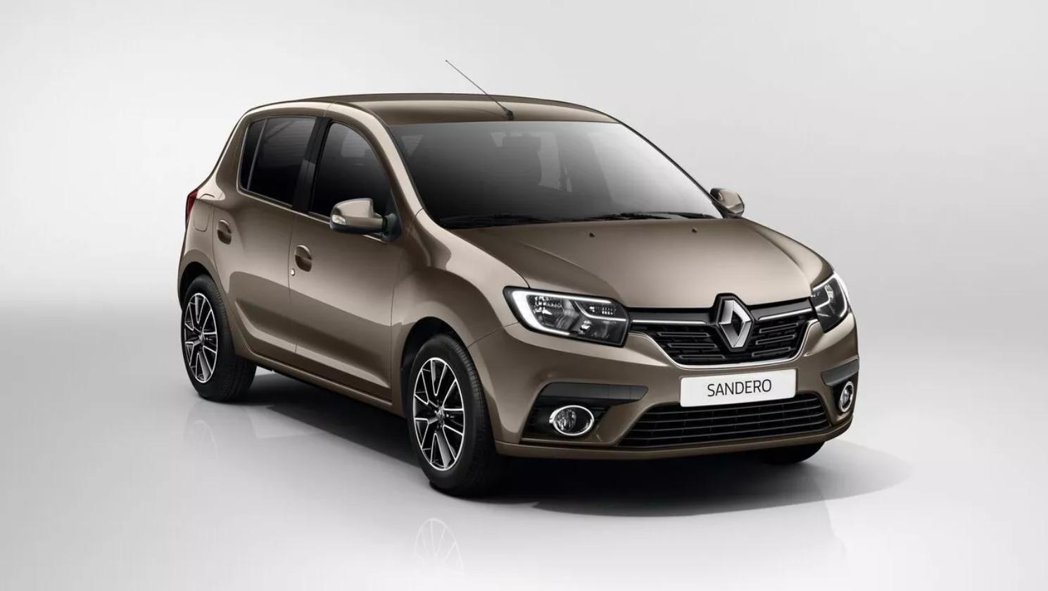 Компактний гетчбек Renault Sandero є одним з бестселерів українського ринку.