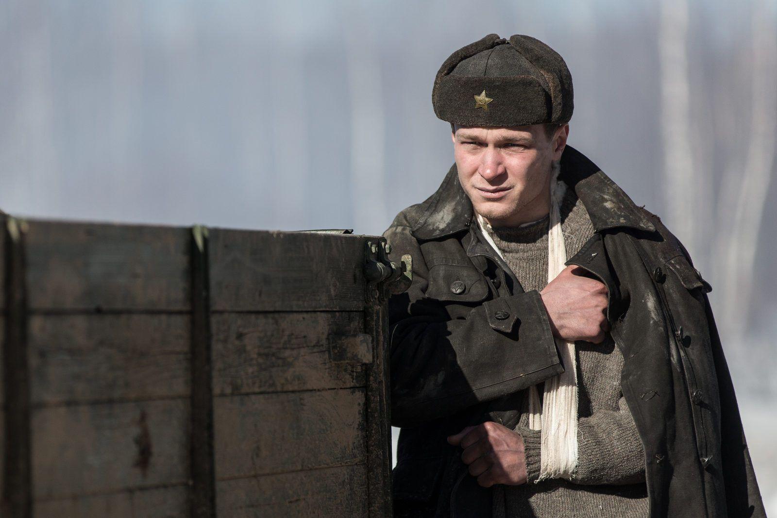 """Кадр з фільму """"Калашников""""."""