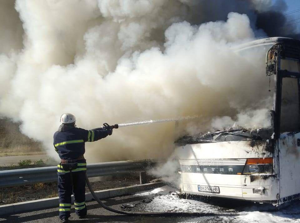 Спасатели ликвидировали пожар.
