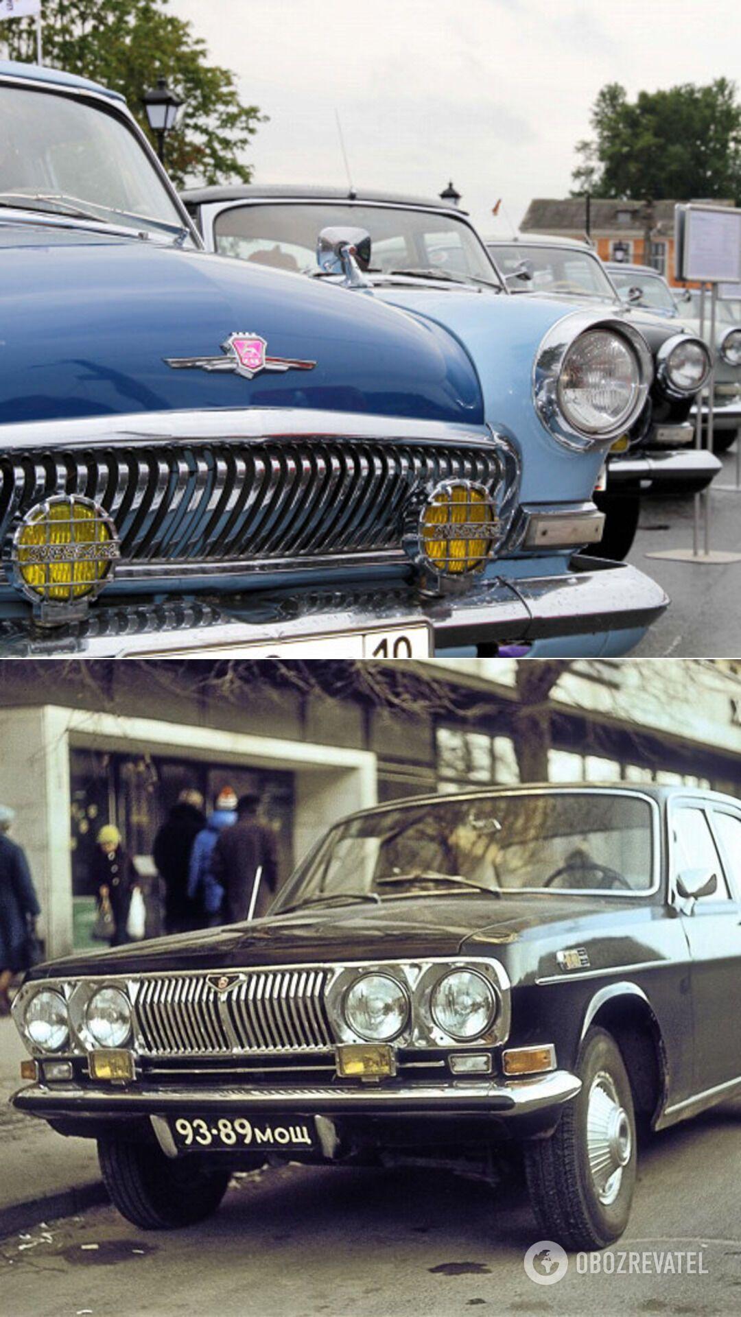 В СССР каждый второй мечтал о собственном автомобиле
