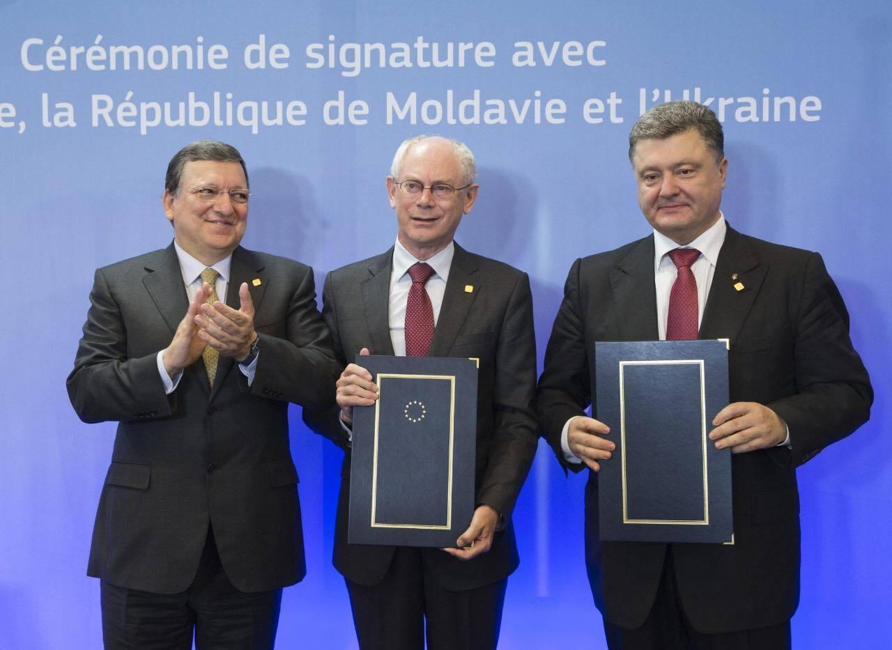Угода про асоціацію набула чинності 1 вересня 2017 року.