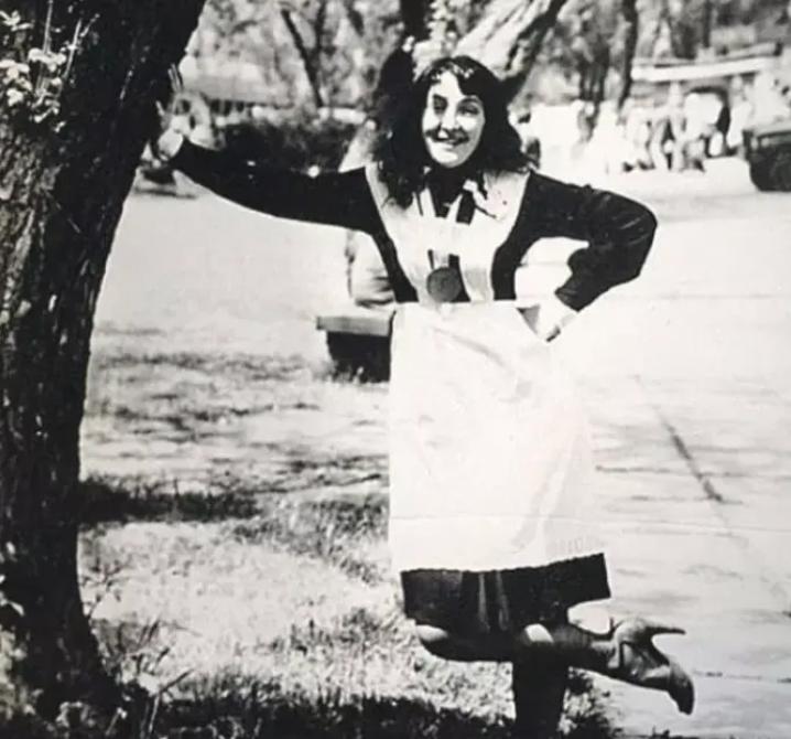 Лолита Милявская в школьные годы