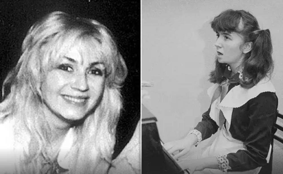 Как выглядела Ирина Билык в старших классах