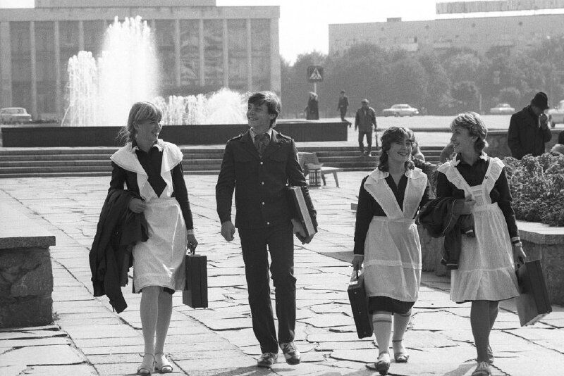Дипломаты в СССР использовали вместо сумок и рюкзаков