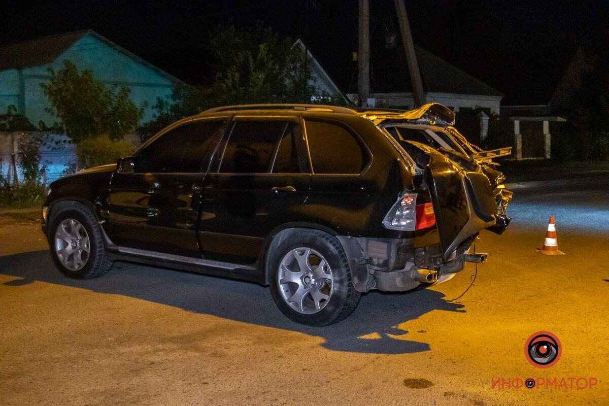 Аварія трапилася на перетині вулиць Байкальської і Образцова.