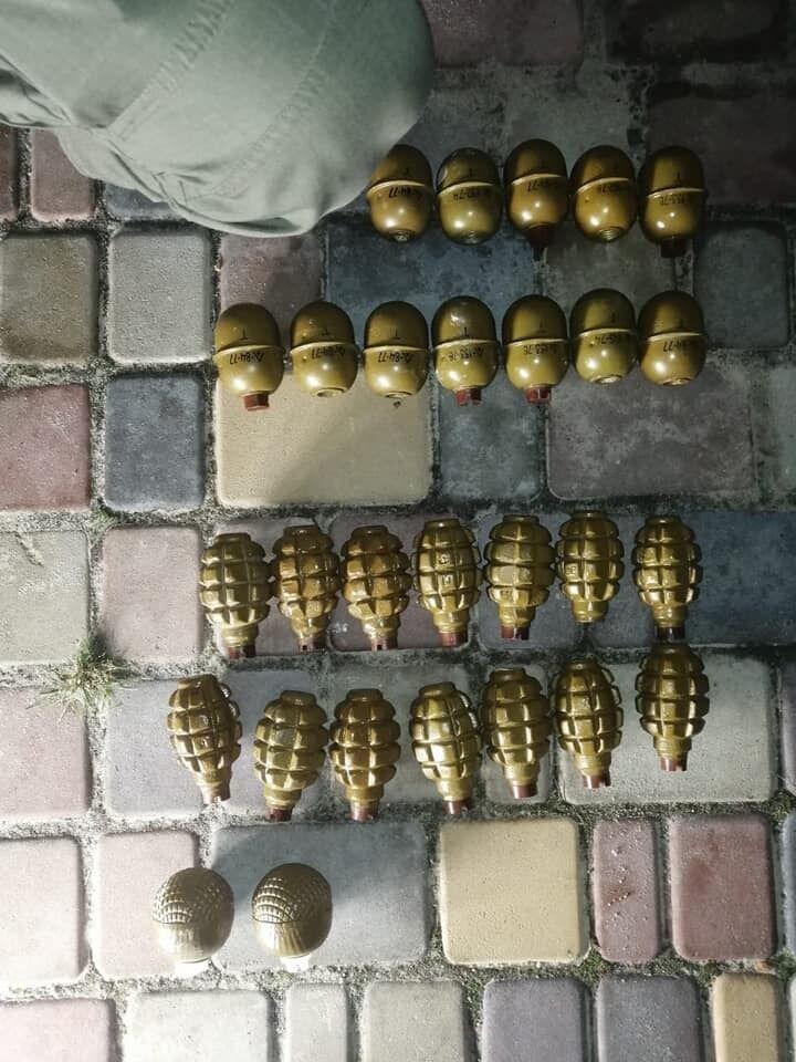 В арсенале похитителей были гранаты