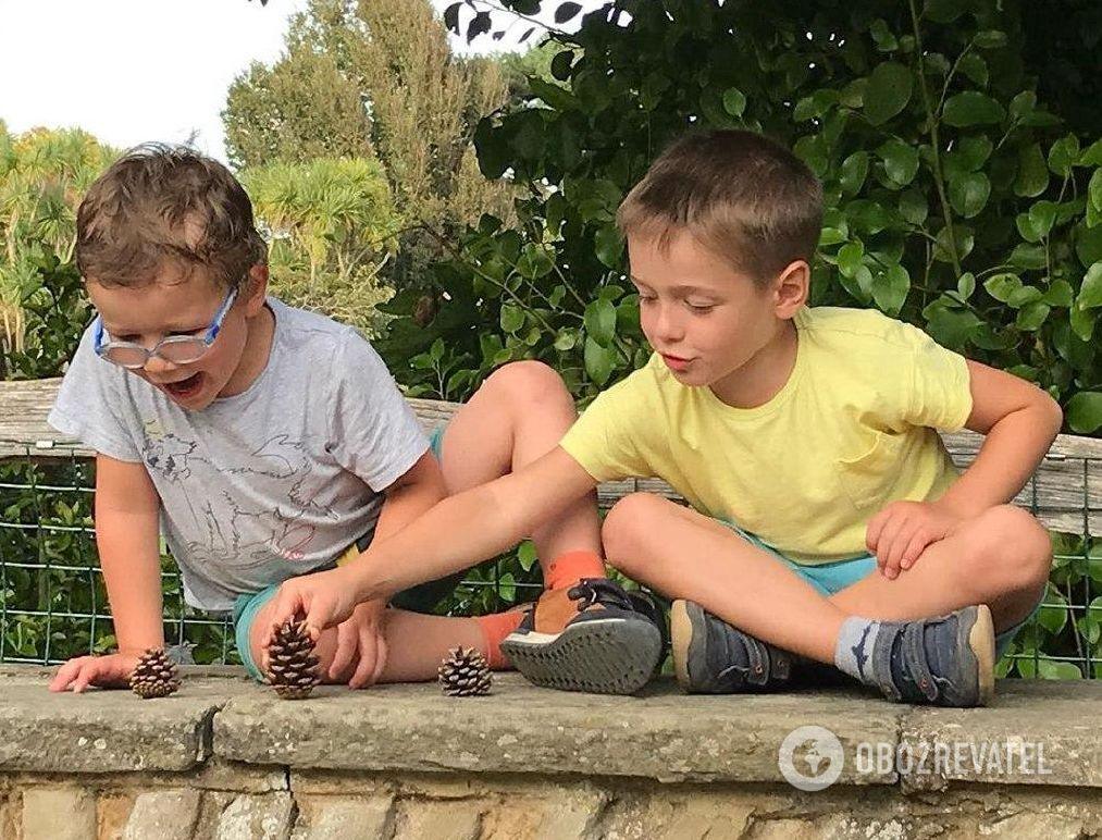 Маленькие киевляне очень хотят увидеть родителей