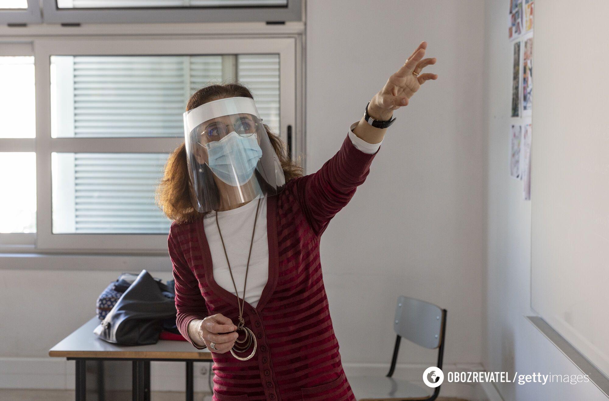У навчальних класах повинна працювати вентиляція