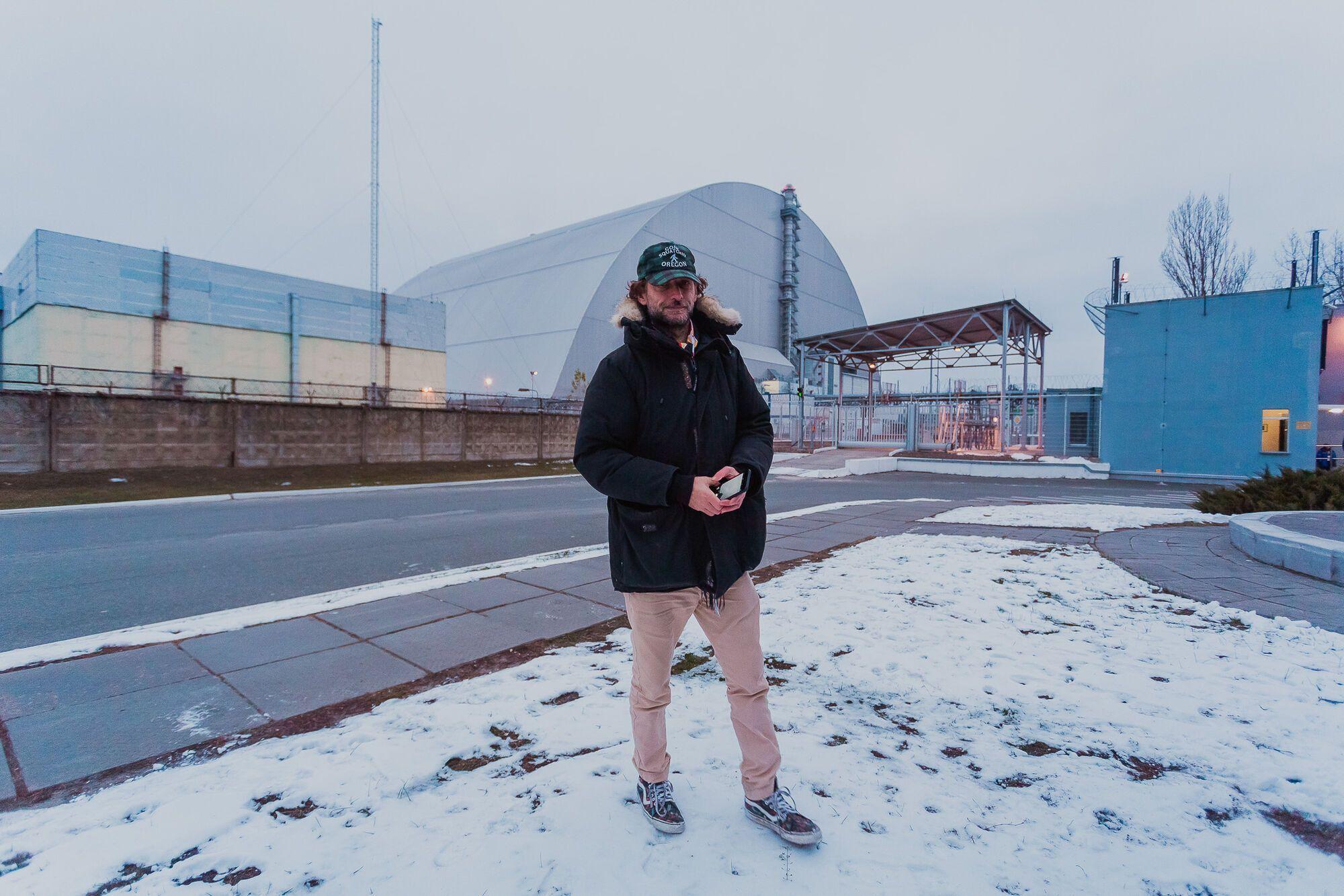Telepopmusik зняли кліп у Чорнобилі.