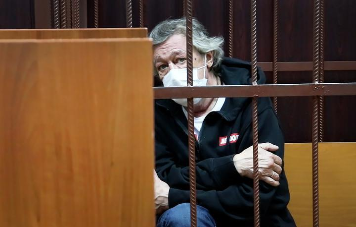 Єфремов визнав провину в суді.