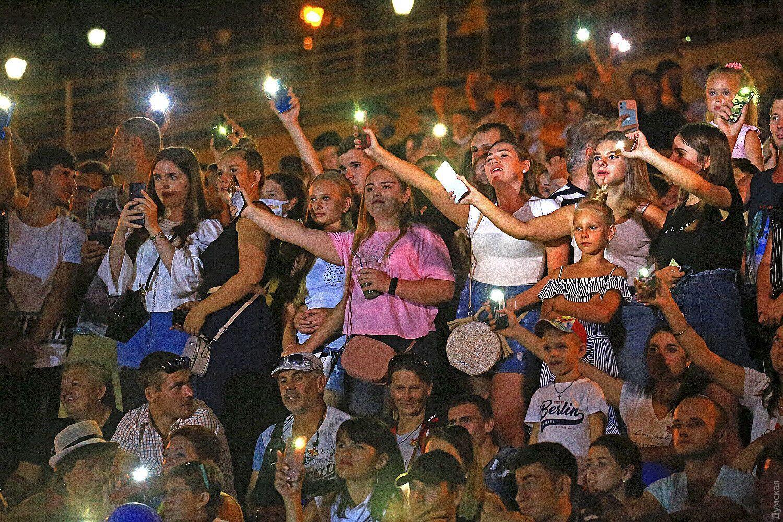 В Одессе отпраздновали День города