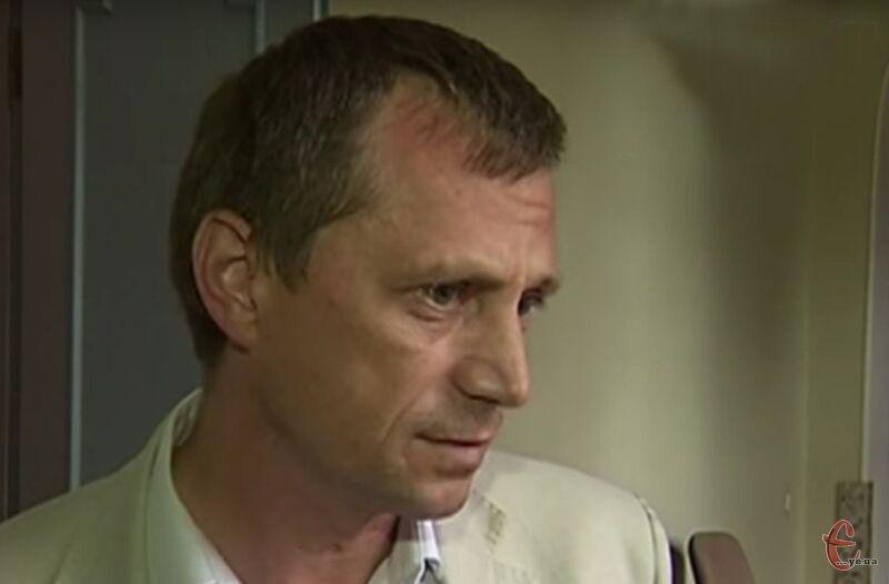 Экс-чиновник Хмельницкого горсовета Владимир Путин