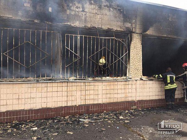 Площадь пожара составила 70 квадратных метров.