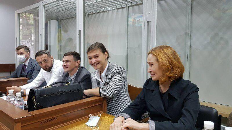 Яна Дугарь и Юлия Кузьменко