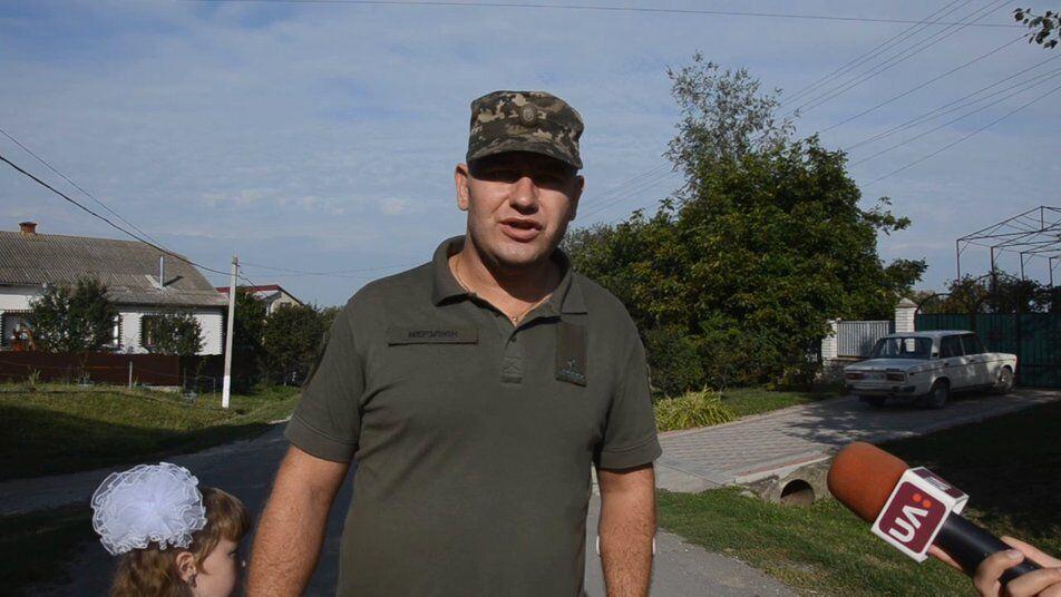 Воин ВСУ Мерзликин был ранен в тот же день, что погиб Руснак.