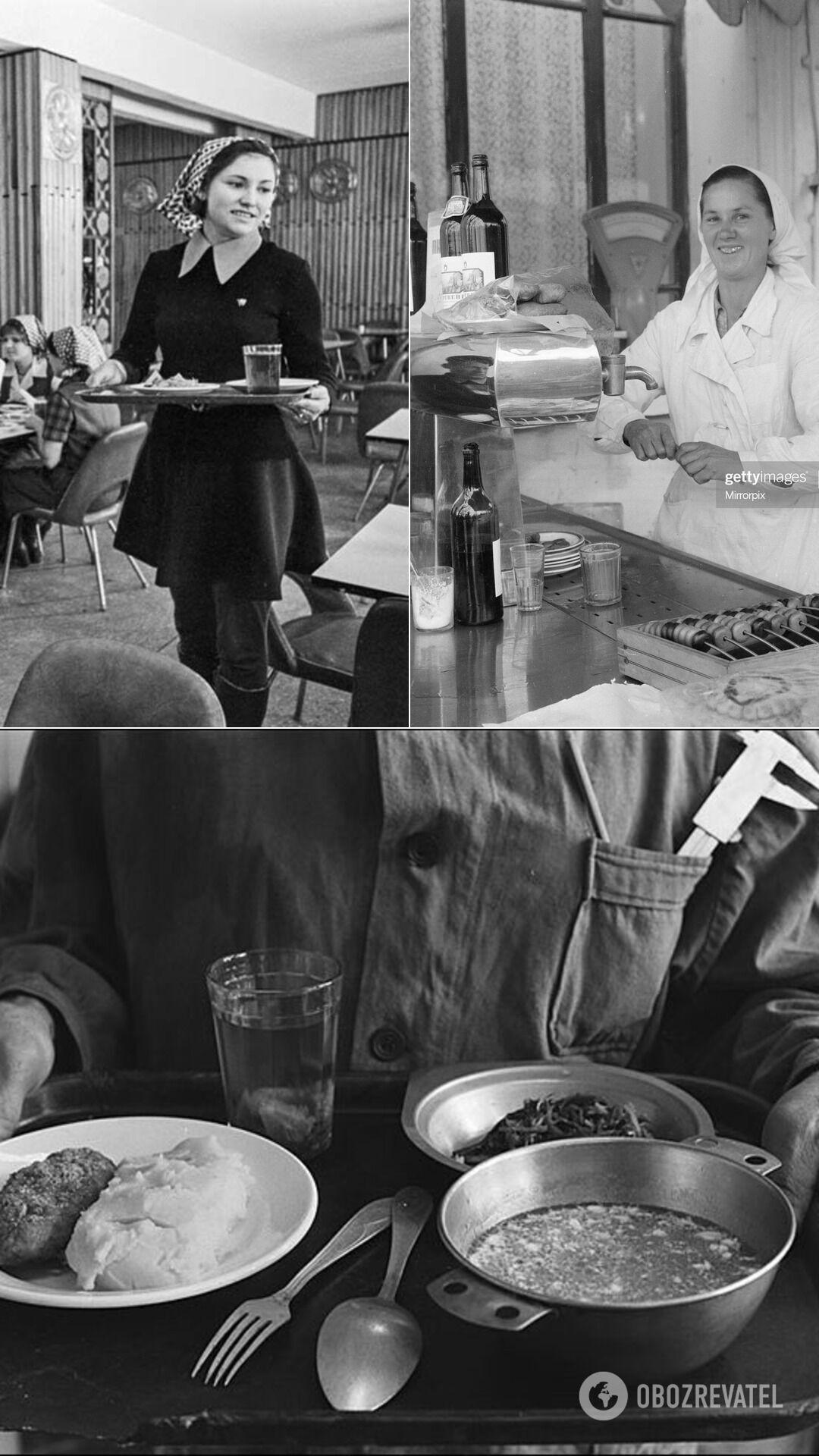 У радянських закладах громадського харчування крали навіть чай