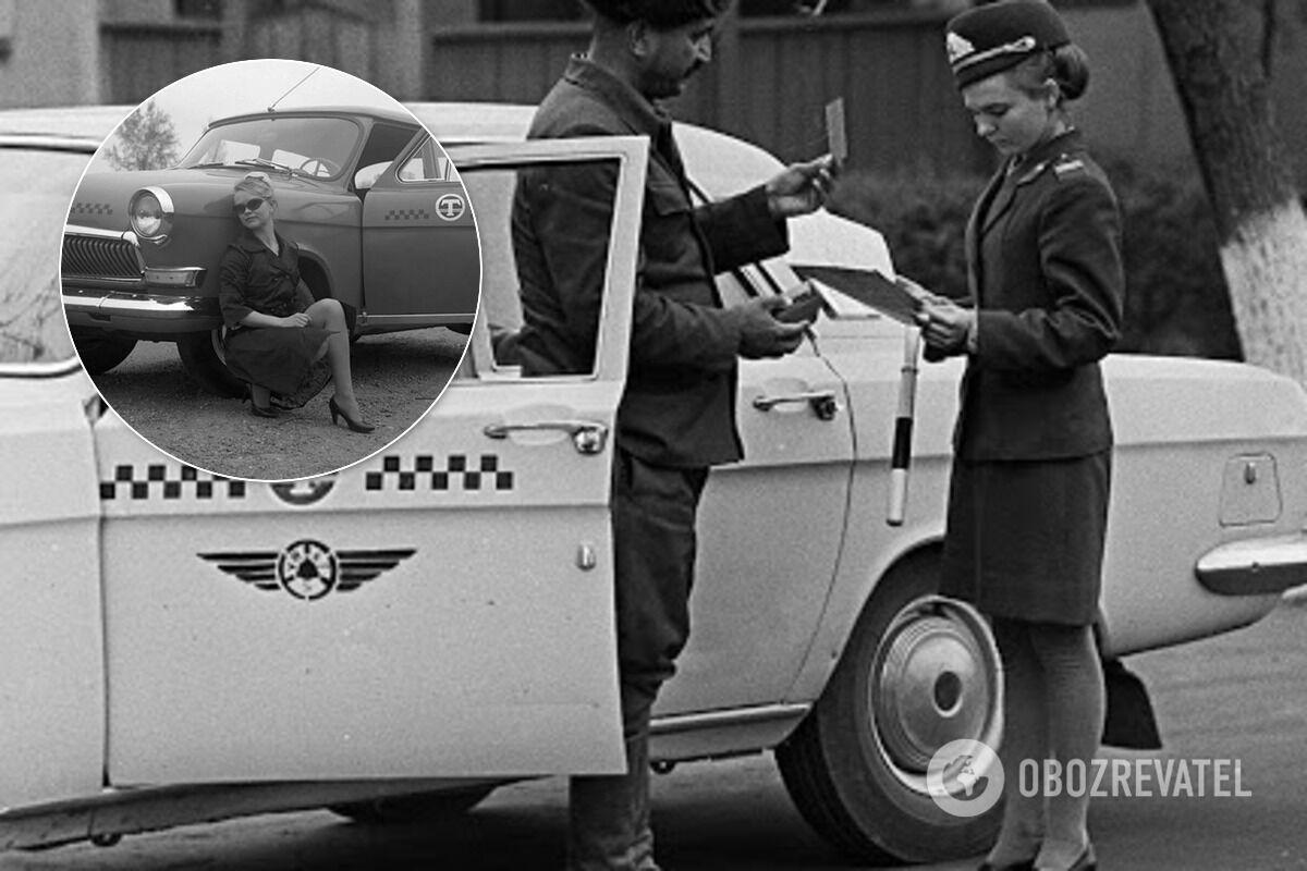 Радянські таксисти крали гроші, не включаючи лічильник за поїздки