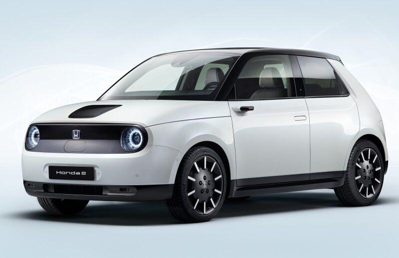 Honda е – новый электромобиль компании, но скоро появятся и другие.