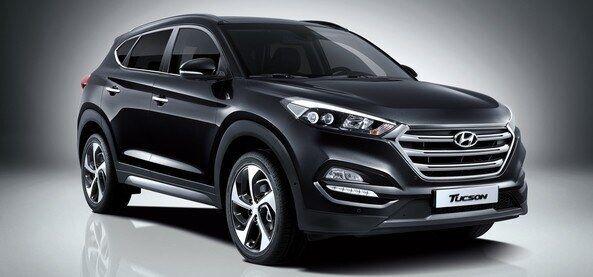 Дантес вибрав Hyundai Tucson.