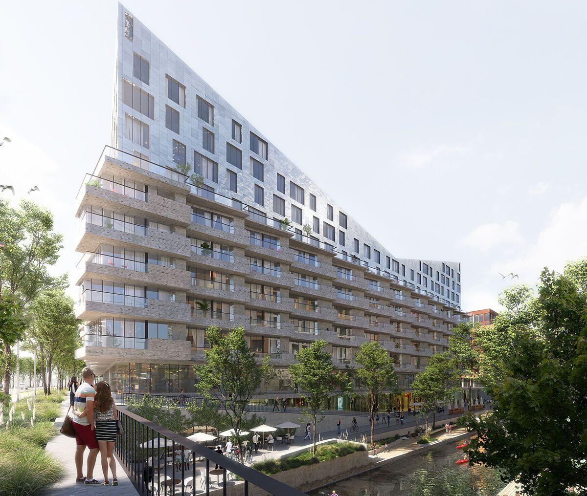 У Rybalsky офіційно стартував продаж квартир у будинку № 7