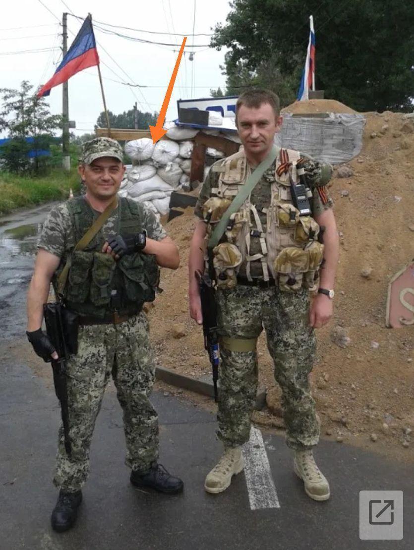 Зюбанов воевал против Украины с 2014 года.