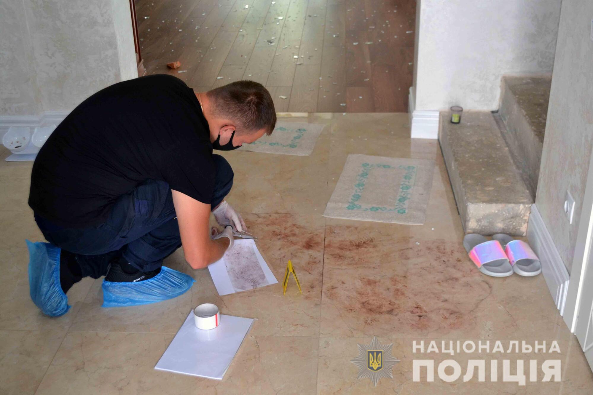 Под городом Ривне женщина убила мужа.