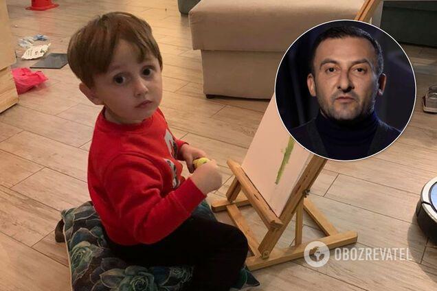 Убивство сина депутата в Києві