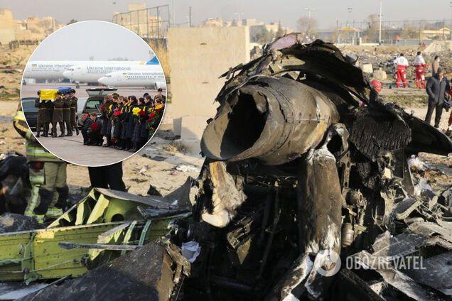 Іран зробив гучну заяву щодо винного в падінні літака МАУ