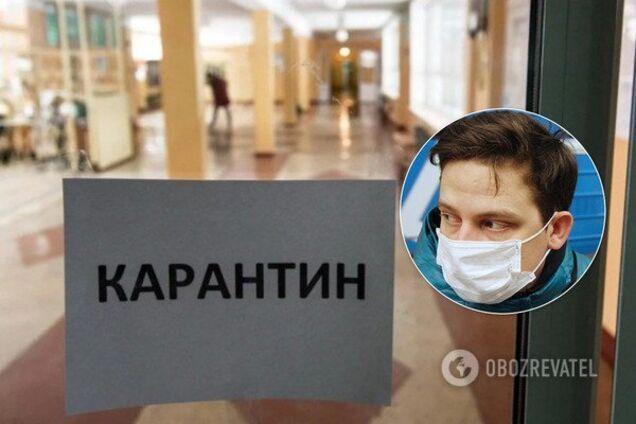 Коронавірус в Одесі та області