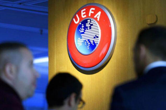 УЕФА назвал точную дату окончания чемпионата Украины