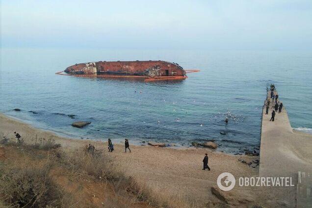 До 24 мільйонів: Венедіктова розповіла, хто заплатить за підйом затонулого танкера Delfi