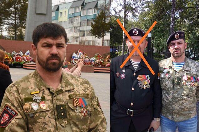 """Терористи-розвідники """"ДНР"""" Гарах і Корнєв"""