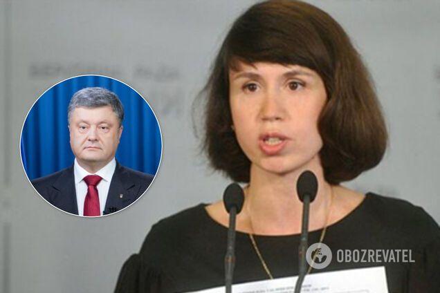 Порошенко о деле Чорновол: это реванш антимайдана!