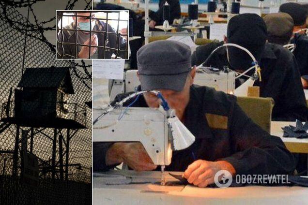 """В """"Л/ДНР"""" заключенные кинулись шить маски: их здоровье не проверяют"""