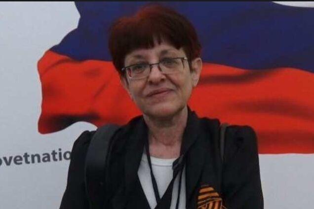 Предавшую Украину львовскую журналистку выпустили на свободу
