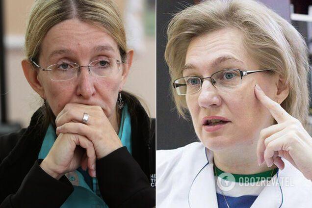 Голубовська розкритикувала реформу Супрун