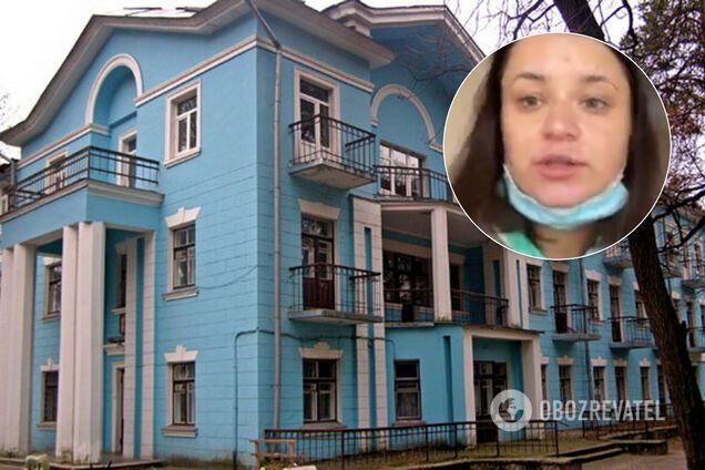 Українці поскаржилися на умови обсервації у Ворзелі