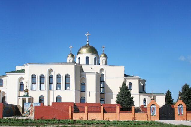 Свято-Воскресенський Теплодарський жіночий монастир
