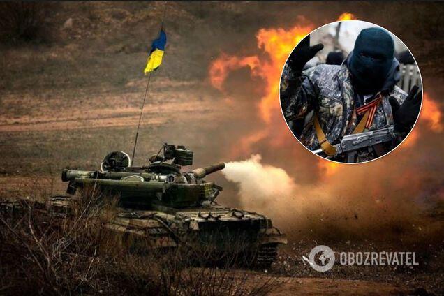 Бійці ЗСУ методично приструнили найманців Путіна на Донбасі