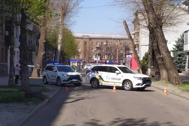На Дніпропетровщині поліція перевіряє мінування будівлі СБУ